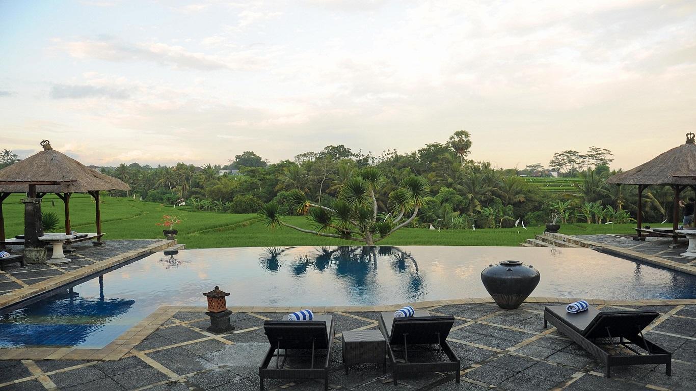 bumi ubud resort experience the bali natural villas with